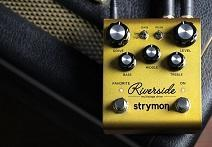 The Strymon Riverside Offers A New Alternative In Gain