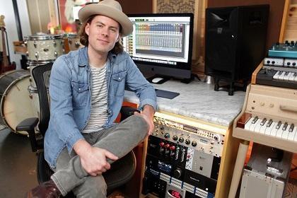 Studio Spotlight: Golden Bear Records