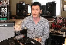 Warren Huart Shoots Out Four Ribbon Microphones