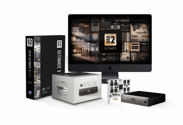 Bring Home Every UAD Plug-In With Universal Audio Ultimate 8 And Save Big