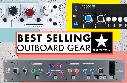 Best Selling Outboard Gear of 2019