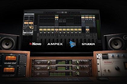 Universal Audio Announce New LUNA Analog Bundle With API Summing